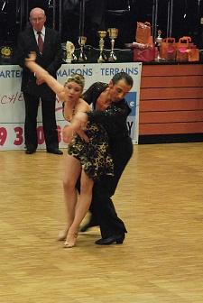 Compéttition Rennes Mars 2008